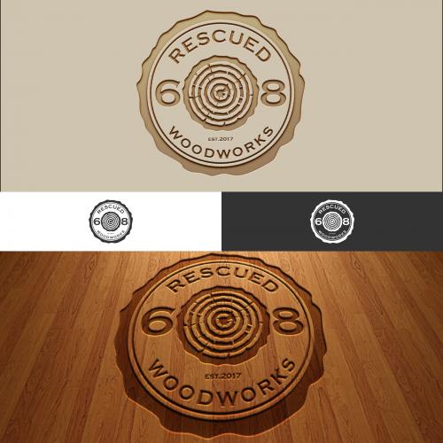 Online Furniture & Interior Design Logo