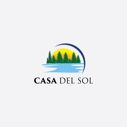 Tourist company logo miami