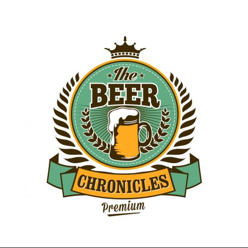 Beer bar logo portland