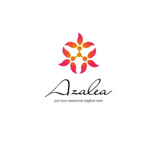 Online Flower & Floral Logos