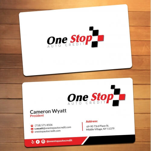 Best And Creative Business Card Design Online Designhill