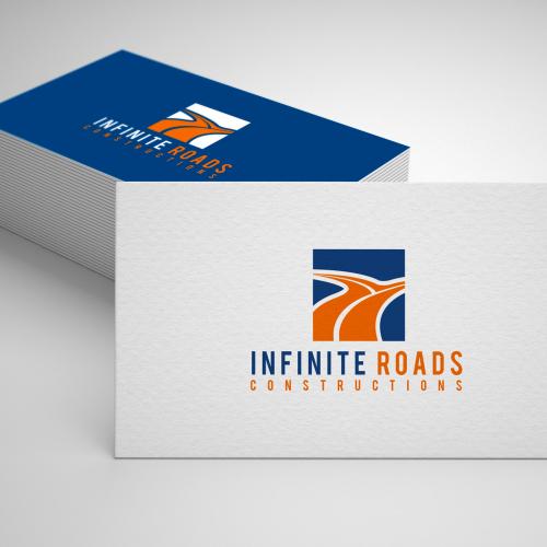 Infrastructure logo design online