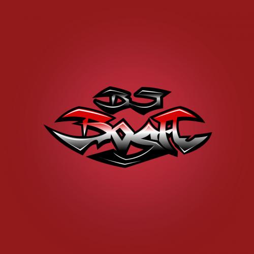 DJ and Music Logo