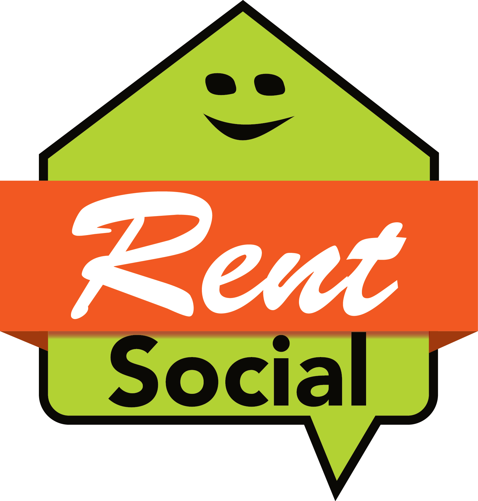 rent by gpalacios25  a perfect logo for Real Estate & Mortgage