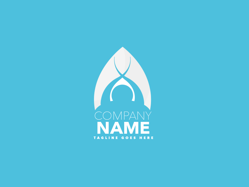 Yoga Logo by Mahmoud Shahin  a perfect logo for Physical Fitness