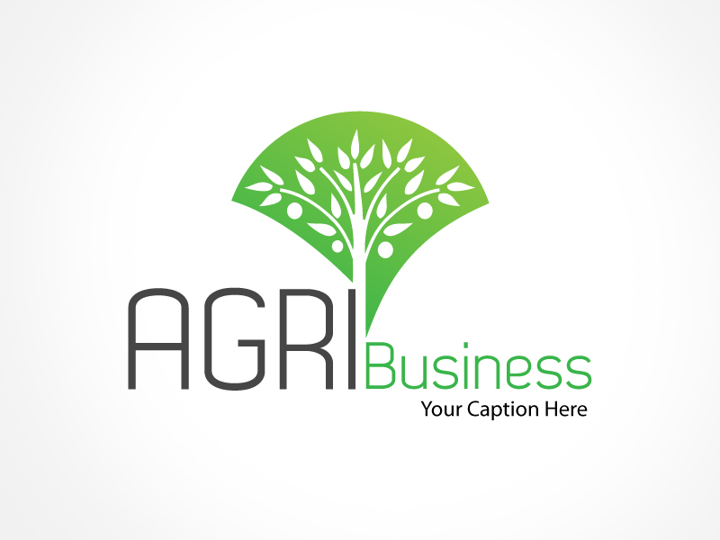 Agri Business by Girikumar  a perfect logo for Agriculture