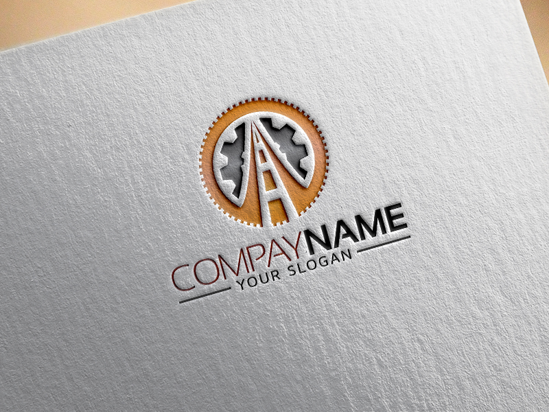 Construction by Creative Pro  a perfect logo for Construction & Tools
