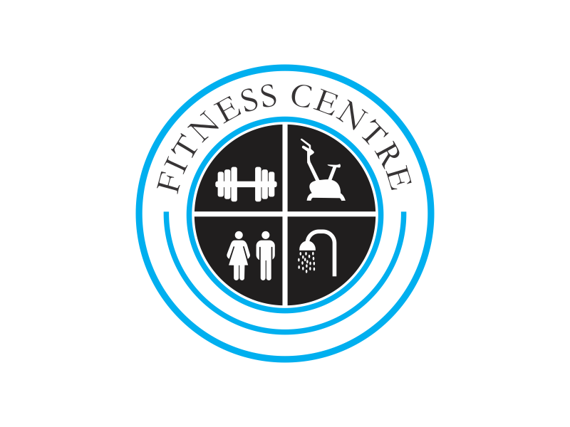 clean fitness by Dido  a perfect logo for Spa & Esthetics