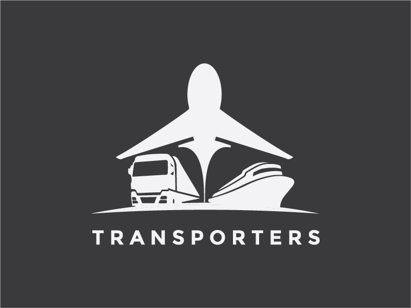 Transporters by Leveragecraft  a perfect logo for Security