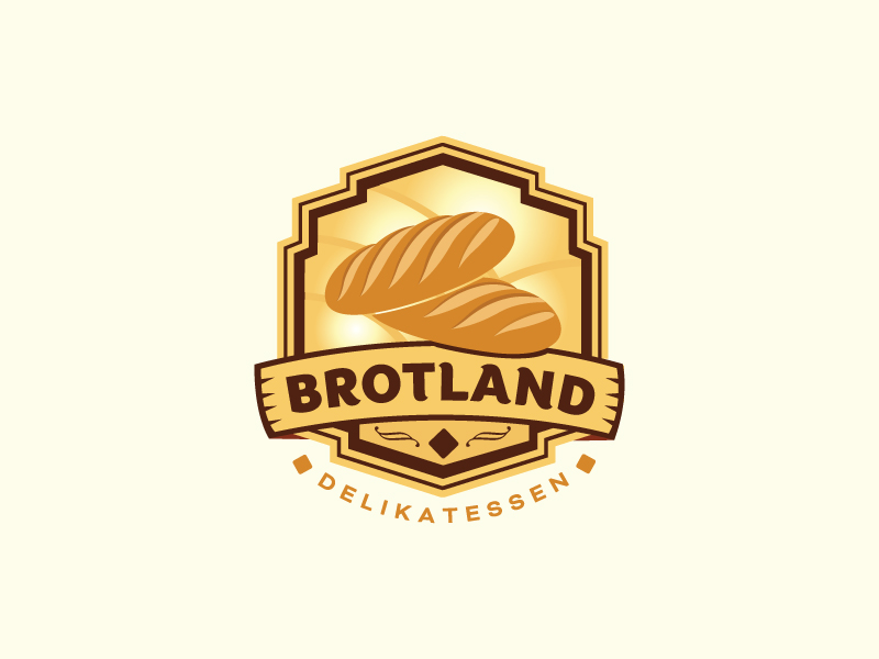 Brotland by Raaja090  a perfect logo for Travel & Hotel