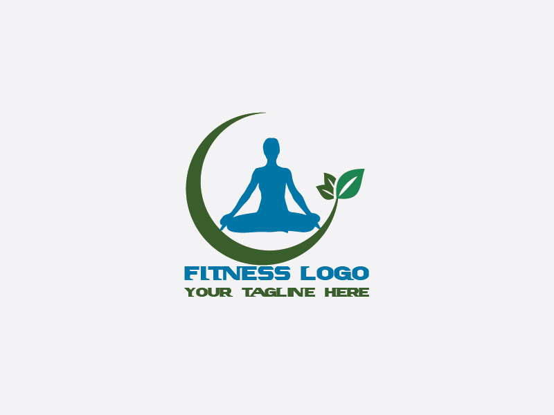 Fitness Logo by Spectrum  a perfect logo for Physical Fitness