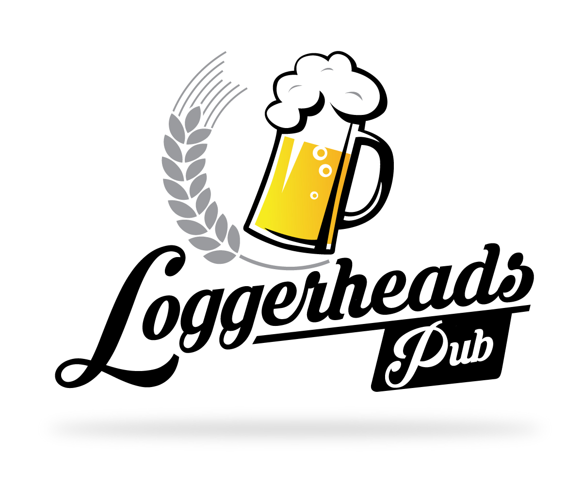 loggerheads by Dim_hary  a perfect logo for Bar & Nightclub