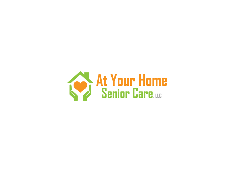 At Your Home by Ivayloy  a perfect logo for Spa & Esthetics