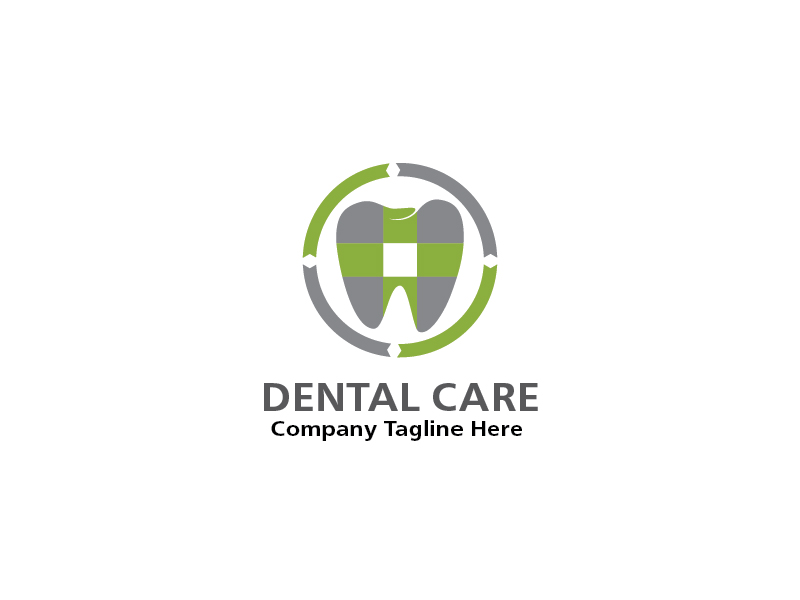 Dental Care by esvarfi  a perfect logo for Medical & Pharmaceutical
