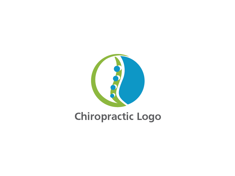 Chiropractic Logo by esvarfi  a perfect logo for Spa & Esthetics