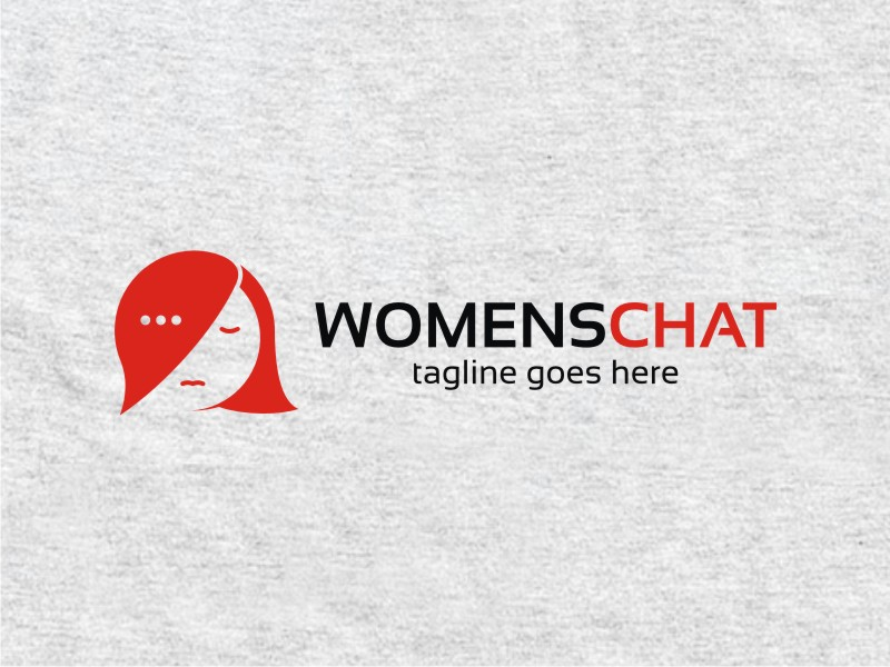 womenschat by Padmakuntjara  a perfect logo for Dating