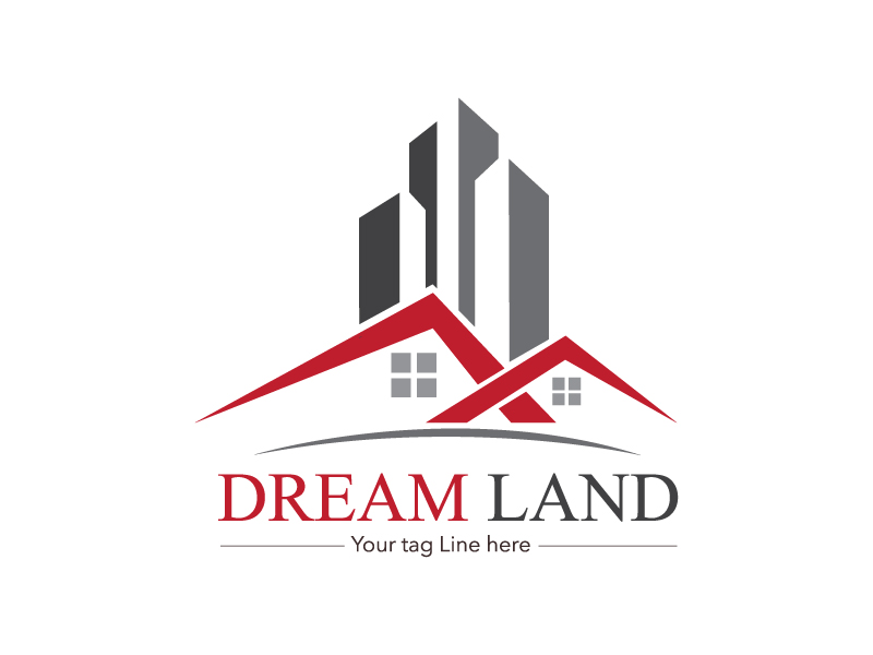 Dream Land by James  a perfect logo for Landscaping