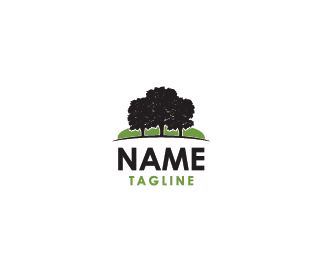 Name by Passion Design  a perfect logo for Landscaping