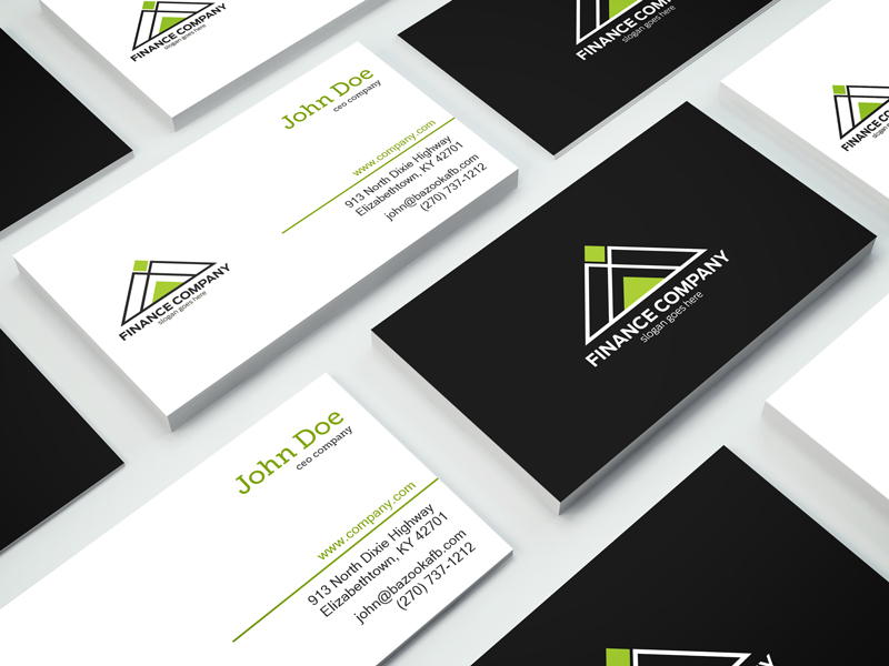 Finance Logo by Henry Crown  a perfect logo for Accounting & Financial