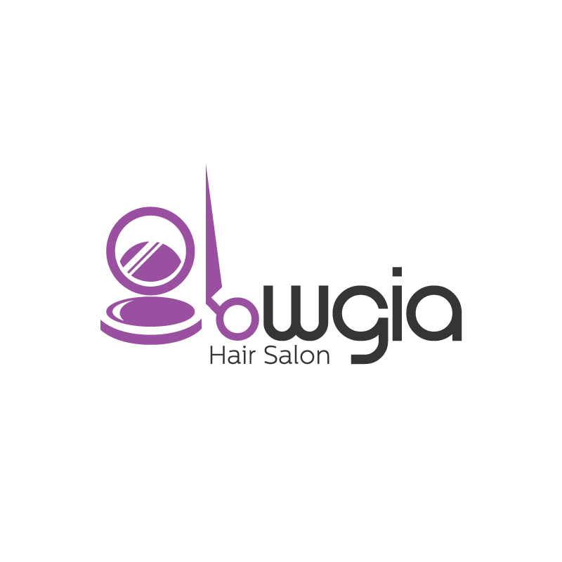 Salon Logo by H90  a perfect logo for Cosmetics & Beauty