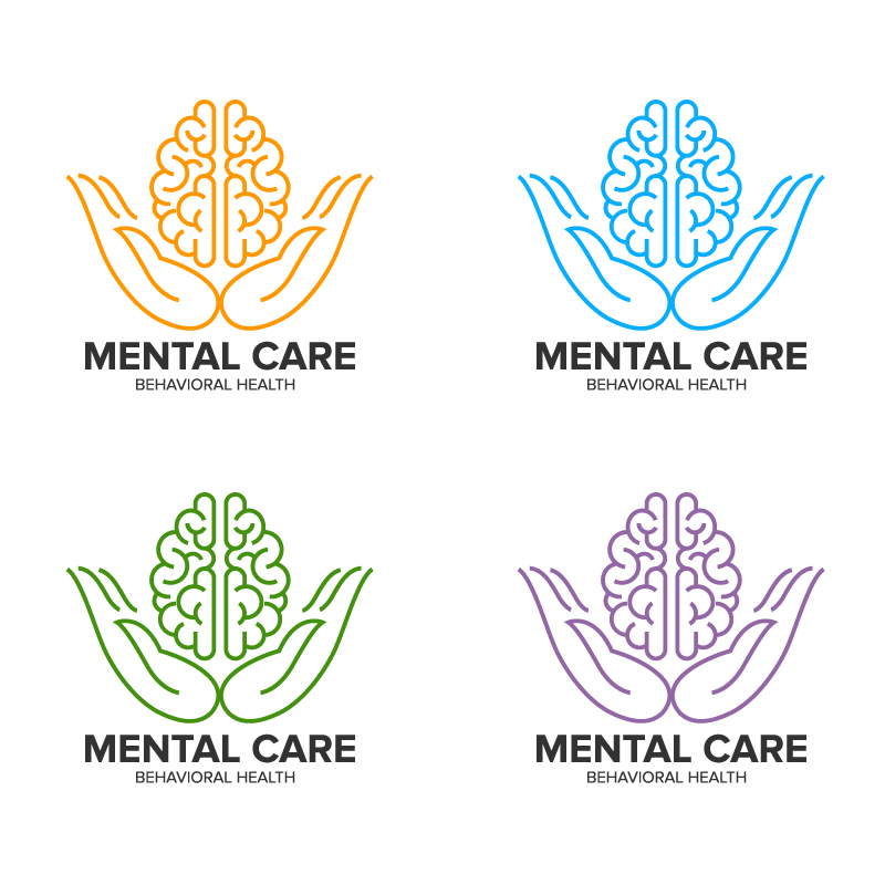 Mental Care Logo by Siera Designs  a perfect logo for Technology