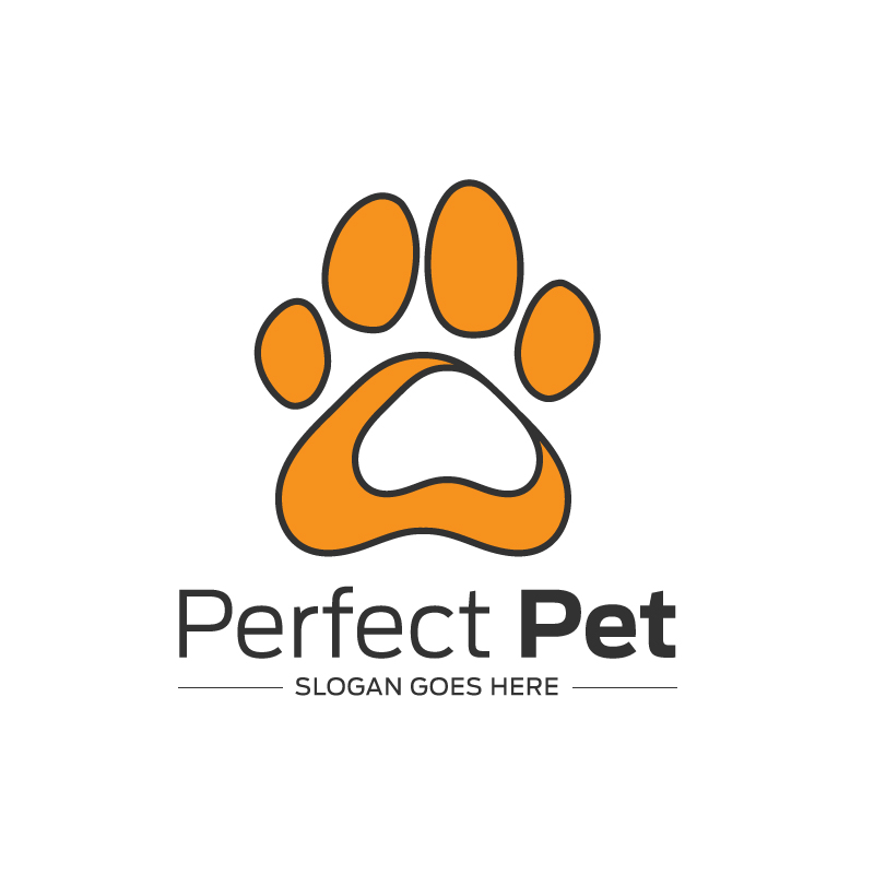 Pet Logo by meegha_147  a perfect logo for Animals & Pets