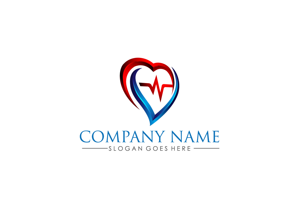 hearth beat by Nurul Muflihun  a perfect logo for Medical & Pharmaceutical