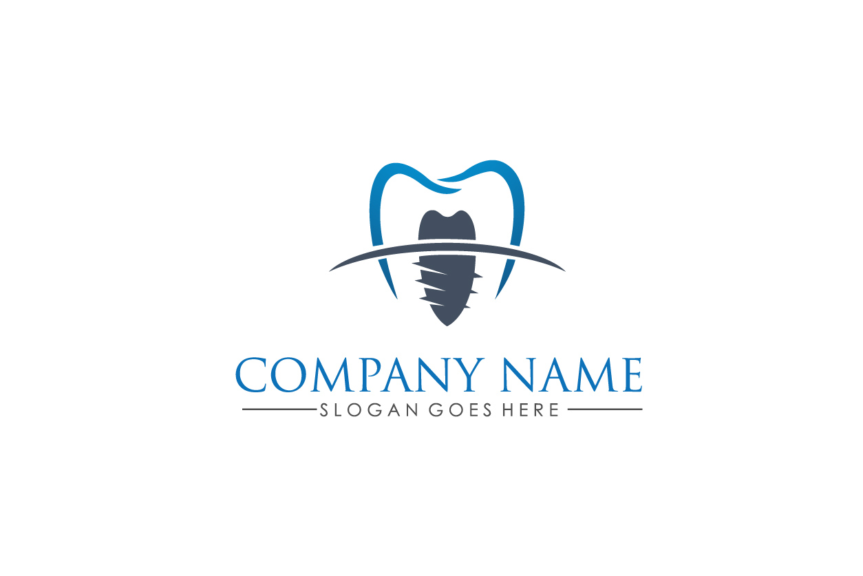 Implant Dentist by Nurul Muflihun  a perfect logo for Medical & Pharmaceutical