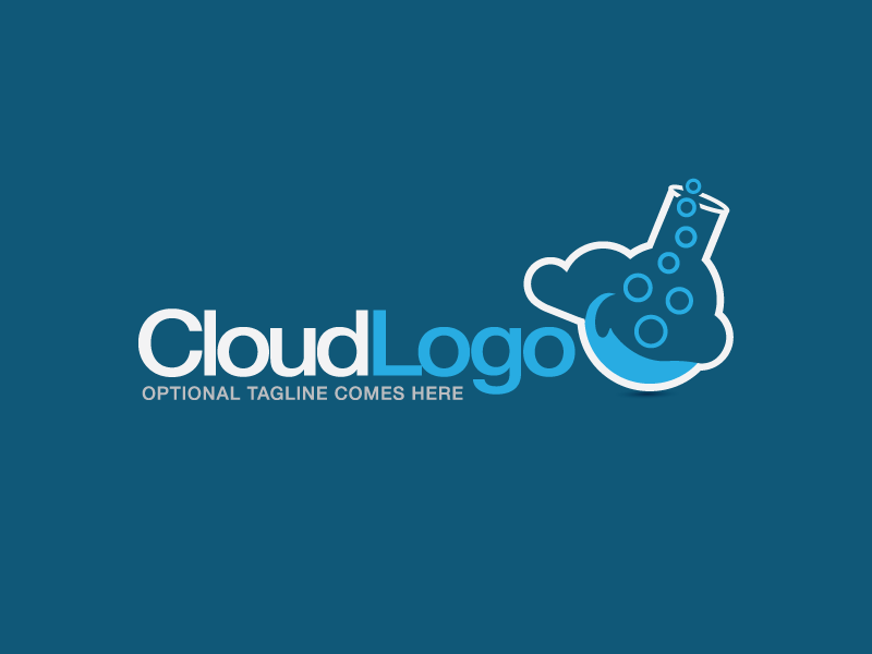 Cloud Innovation by Logabo  a perfect logo for Retail