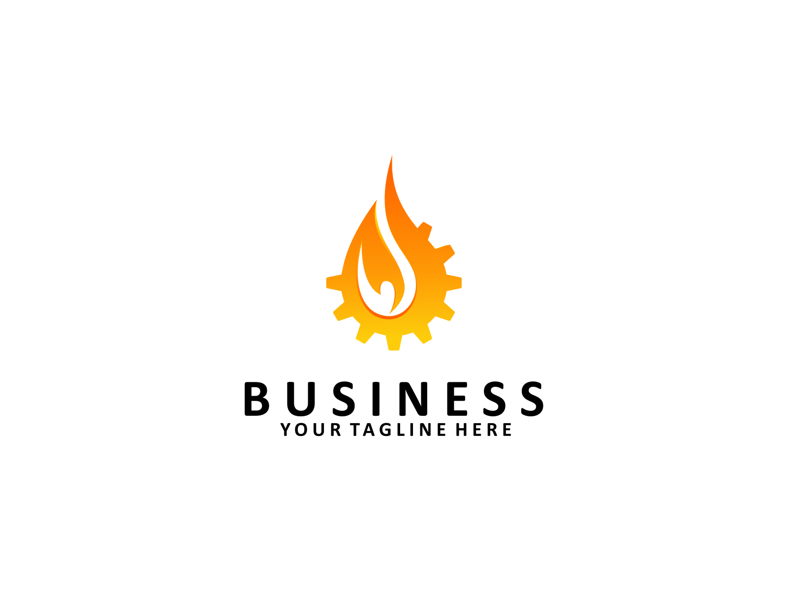 Fire Machine  by Meremelek  a perfect logo for Technology