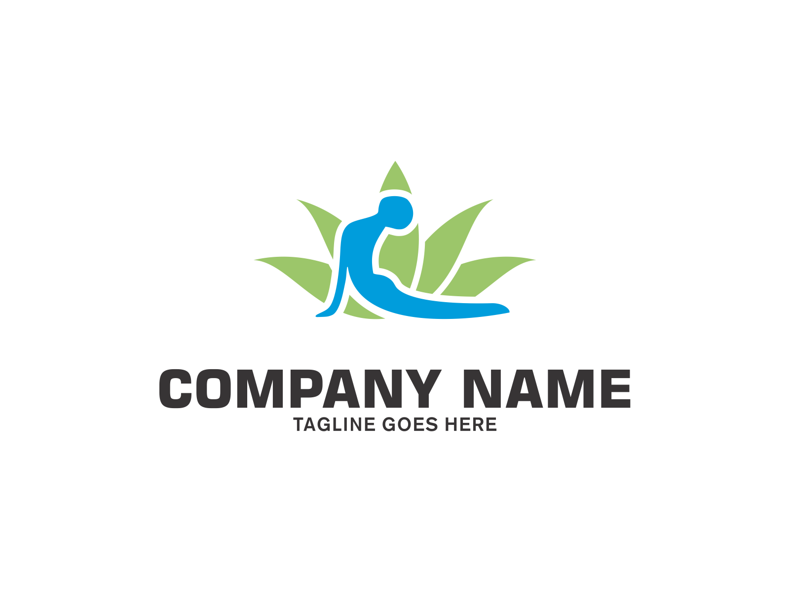 Nature Beauty by Meremelek  a perfect logo for Physical Fitness