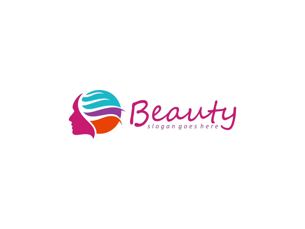 Health & Beauty by Meremelek  a perfect logo for Spa & Esthetics