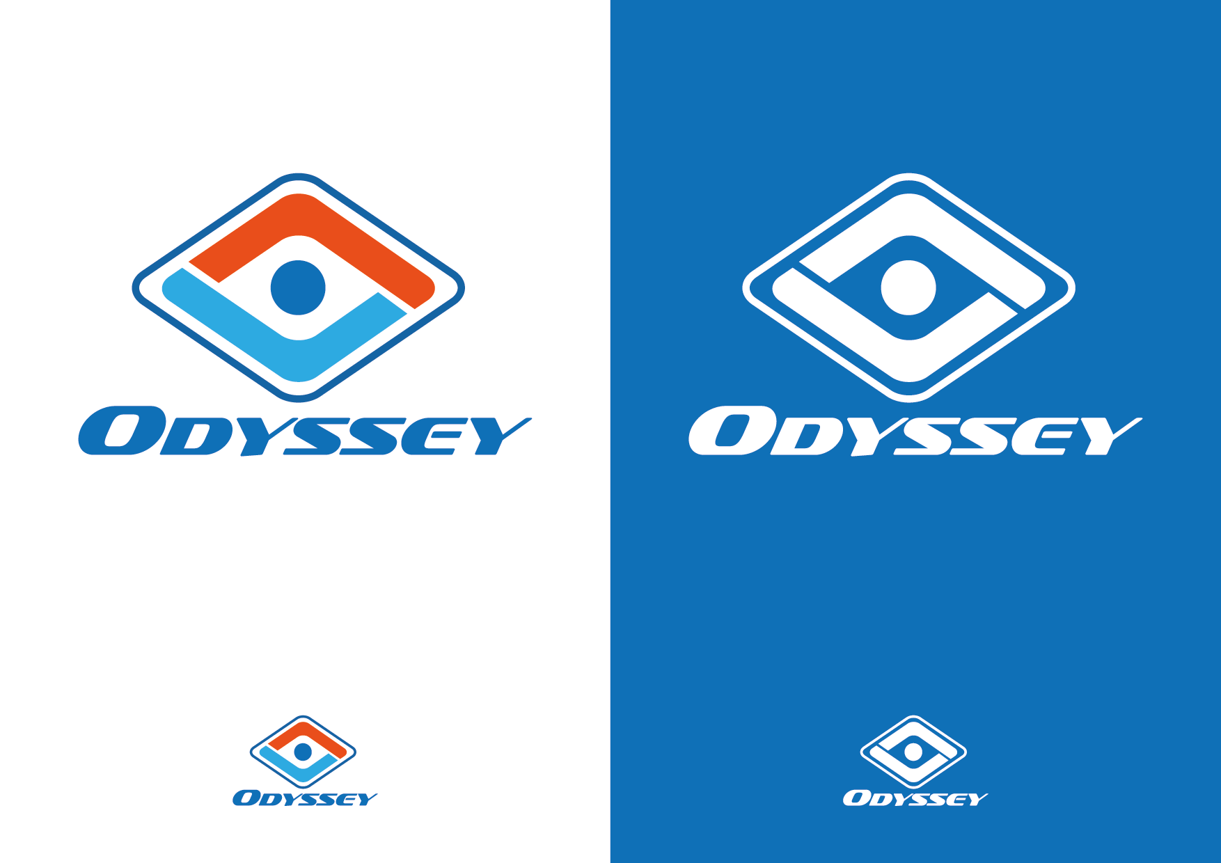Odyssey Kite Boarding by Himawanrushx  a perfect logo for Sports