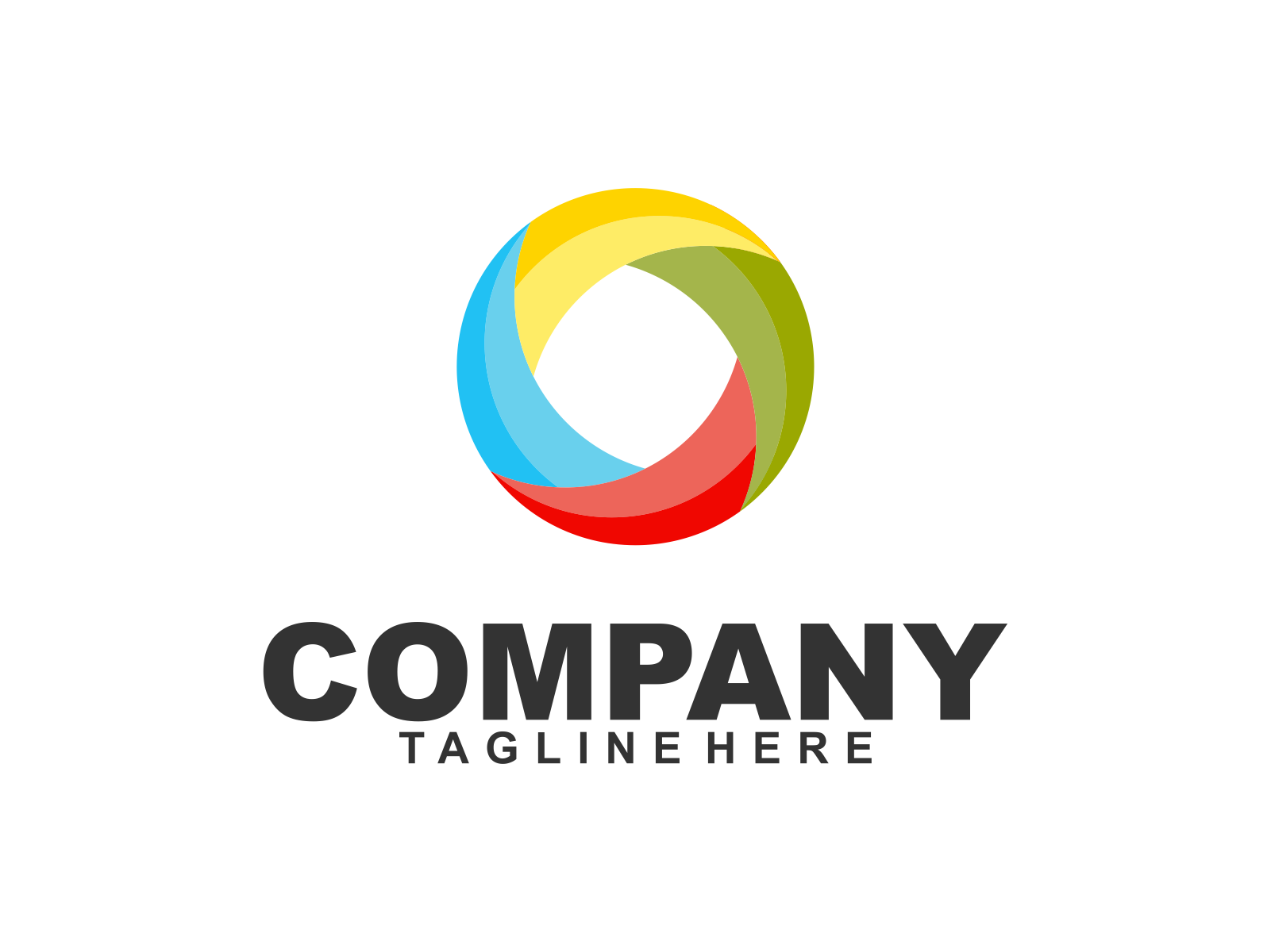 Color Sphere  by Meremelek  a perfect logo for Accounting & Financial