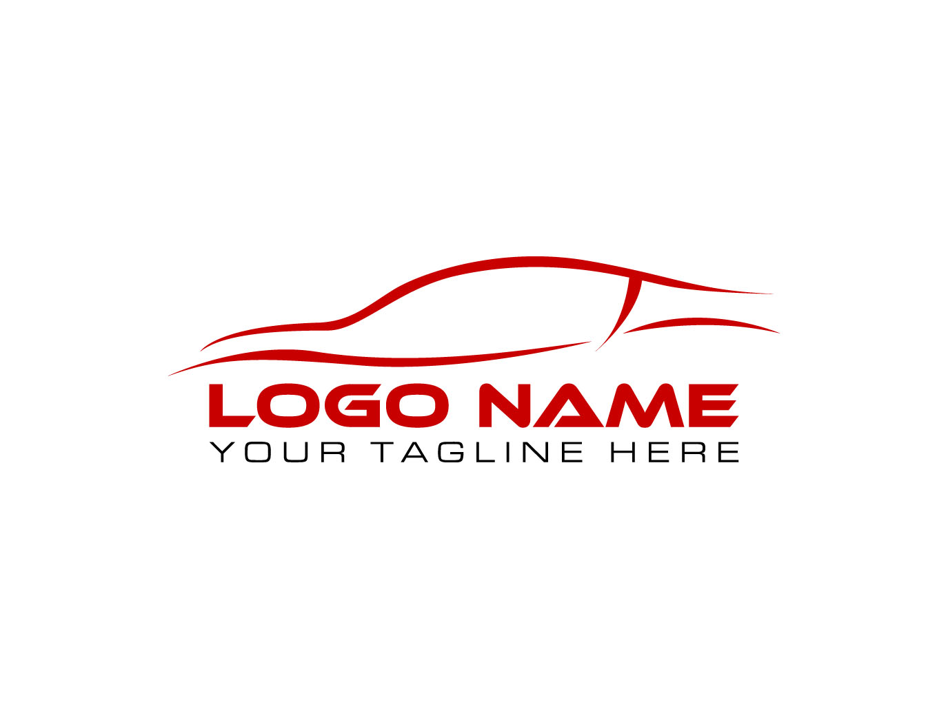 Automotive by Bazinga  a perfect logo for Automotive & Vehicle