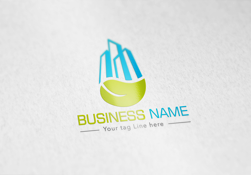 Real Estate  by philipdesigns  a perfect logo for Real Estate & Mortgage