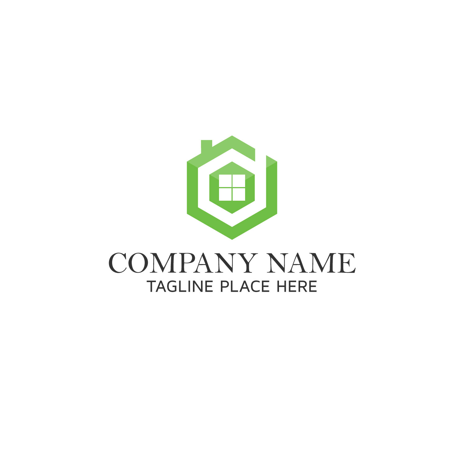 Modern Real Estate Logo by Sj_design  a perfect logo for Real Estate & Mortgage