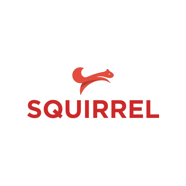 Jumping Squirrel by Diasdeluxe  a perfect logo for Art & Design