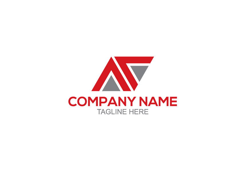 """""""AF"""" Logo by Zaforiqbal  a perfect logo for Accounting & Financial"""