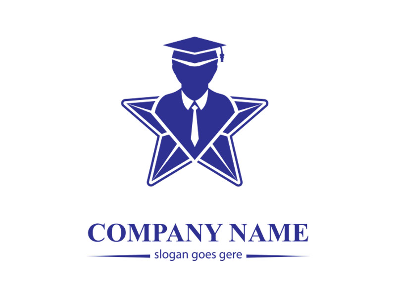 GRADUATE LOGO by Rahatkhan231  a perfect logo for Accounting & Financial