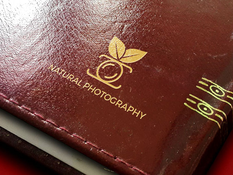 NATURAL PHOTOGRAPHY LOGO by Rahatkhan231  a perfect logo for Wedding Services