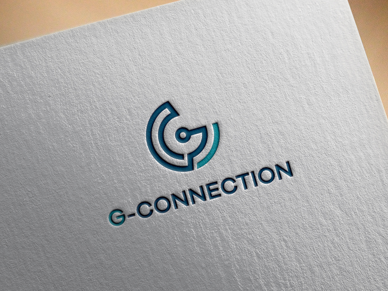 Connection (G) by Sixlern  a perfect logo for Internet