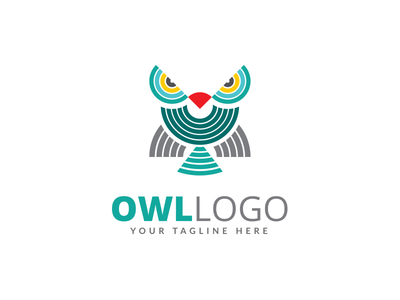 Owl Logo by Maraz1971  a perfect logo for Security