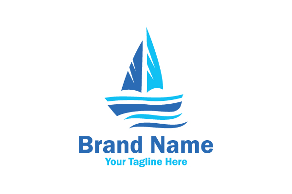 Sailor Boat by Mrm1  a perfect logo for Travel & Hotel