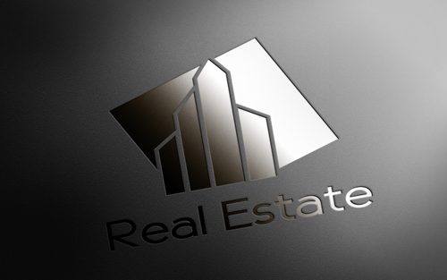 Real Estate by Milena  a perfect logo for Real Estate & Mortgage