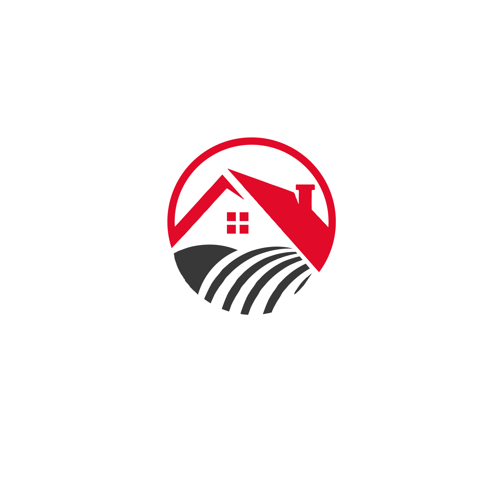 Real estate Logo  by Dk  a perfect logo for Real Estate & Mortgage