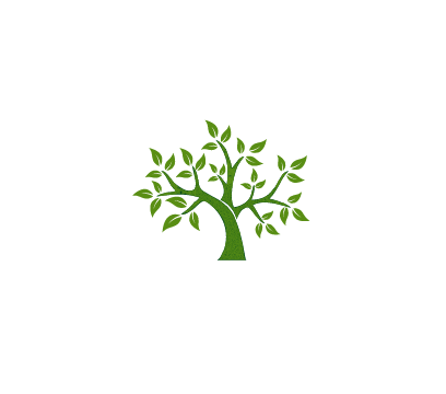 Tree logo Design by Dk  a perfect logo for Landscaping