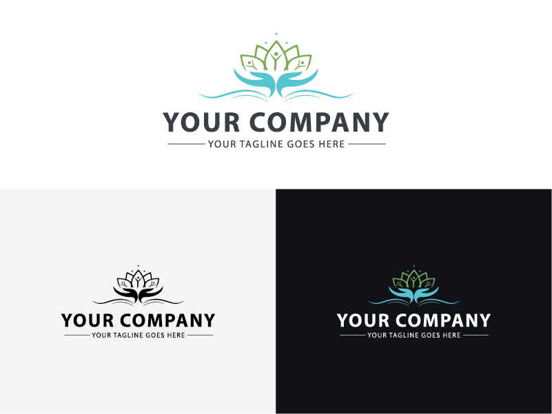 Logo Design for Health and Wellness by Design House ™  a perfect logo for Physical Fitness