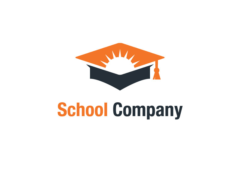 School Company by Musique Design  a perfect logo for Education