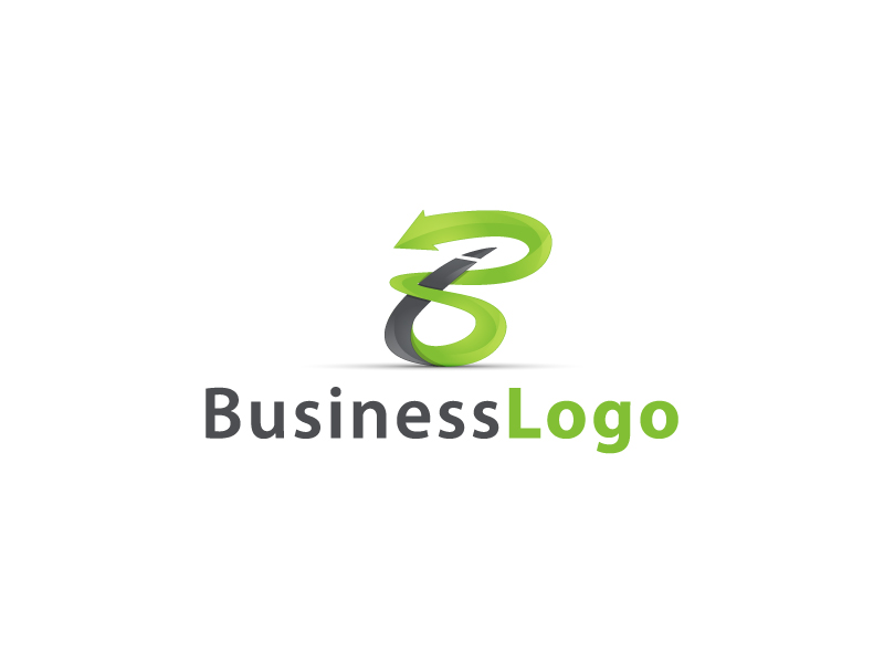 Business Logo by Musique Design  a perfect logo for Business & Consulting